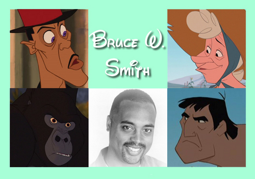 Walt 디즈니 Animators - Bruce W. Smith