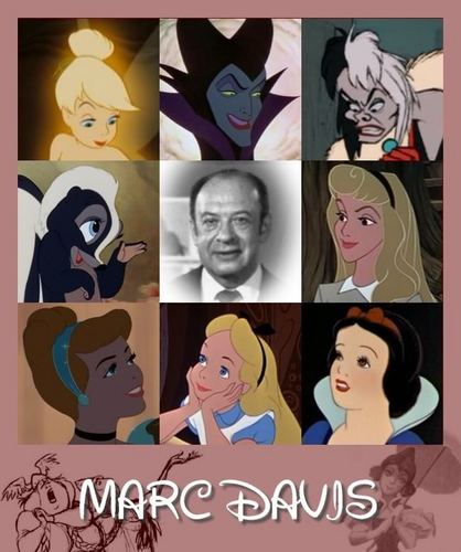 Walt Дисней Animators - Marc Davis