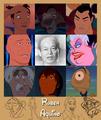 Walt Disney Animators - Ruben Aquino