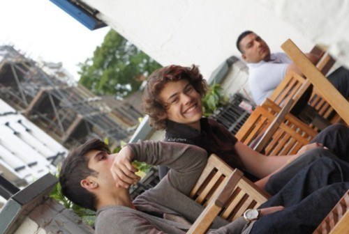 Zayn and Harry <3