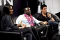 akon with indian actor named shahrukh khan - akon photo
