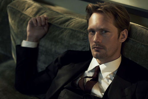 Alexander Skarsgård fond d'écran containing a business suit, a suit, and a three piece suit entitled alexander HQ
