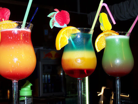 beautiful coctails