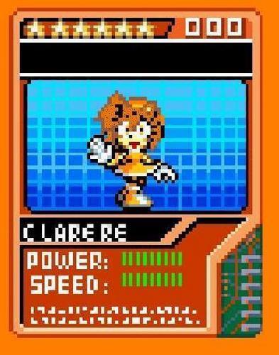 clarece battle card