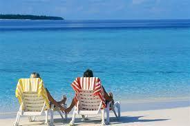 couple at myrtle пляж, пляжный