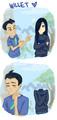 ディズニー crossover pics 4