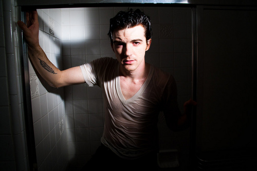 Drake bell images drakebell hd wallpaper and background photos drake bell wallpaper with a shower called drakebell voltagebd Images