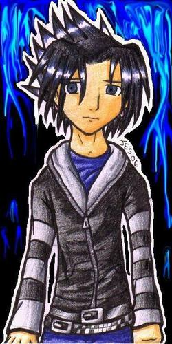 Эмо sasuke