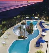 hilton myrtle пляж, пляжный resort