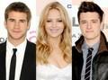 jennifer,josh and liam - katniss-peeta-and-gale photo