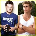 josh and liam - katniss-peeta-and-gale photo
