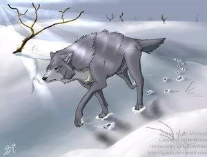 lone волк