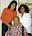 michael's grandfather prince albert scruse ,katherine's father - michael-jackson photo