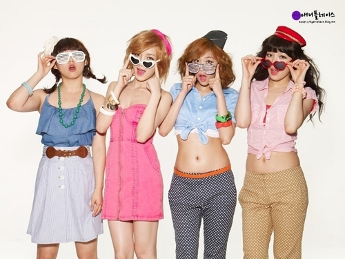 Kpop wallpaper titled miss A