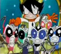 monkey team - super-robot-monkey-team-hyper-force-go photo