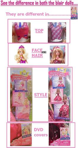new blair doll.new dvd cover