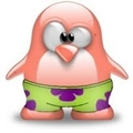 patrick penguin - patrick-star-spongebob photo