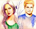 peeta and katniss - katniss-peeta-and-gale photo