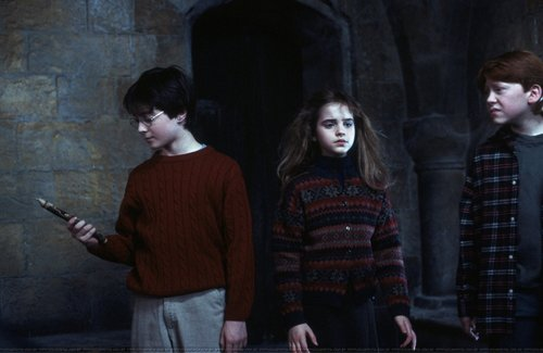 philosopher's stone - emma-watson Photo