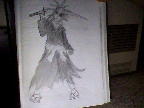 soul reaper sketch
