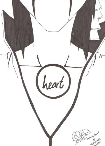 ulquiorra coração