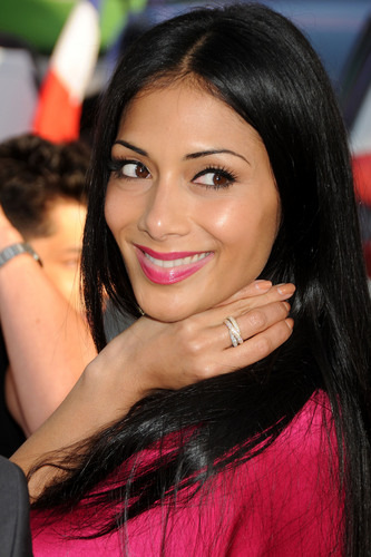 "Nicole Scherzinger wallpaper possibly containing a portrait called ""Cars 2"" Premiere in LA 18 06 11"