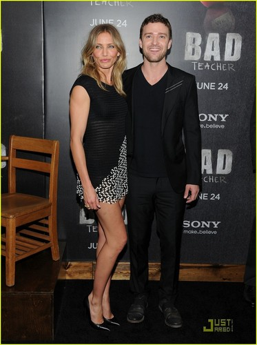 Justin Timberlake: 'Bad Teacher' NYC Premiere!