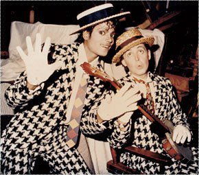 (Michael Jackson/Paul Mccartney) SAY SAY SAY<3