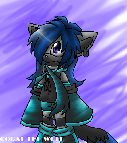 :RQ: coral loup