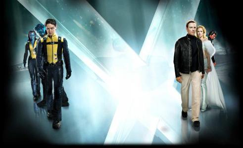 'X-Men: First Class' poster
