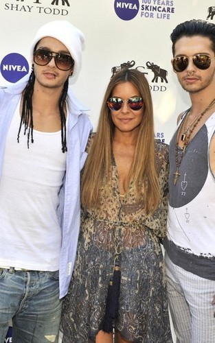 18/06/2011 – NIVEA Poolside Party in Bel Air, US