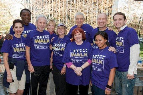 2010 Alzheimer's Association Celebrity Champions-Memory Walk