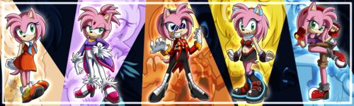 30OC: Sonic Cosplays