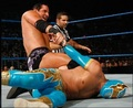 6 man tag on smackdown - wwe photo