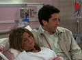8x23 - TOW Rachel Has a Baby, part 1 - ross-and-rachel screencap