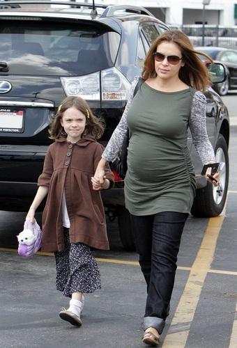 Alyssa - Solleys Restaurant and Deli, Los Angeles, April 20, 2011