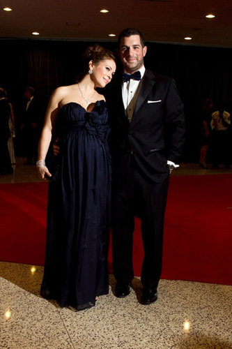 Alyssa - White House Correspondents' Association Dinner, April 30, 2011
