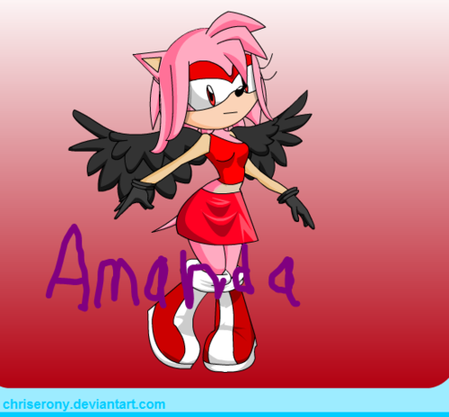Amanda The Hedgehog