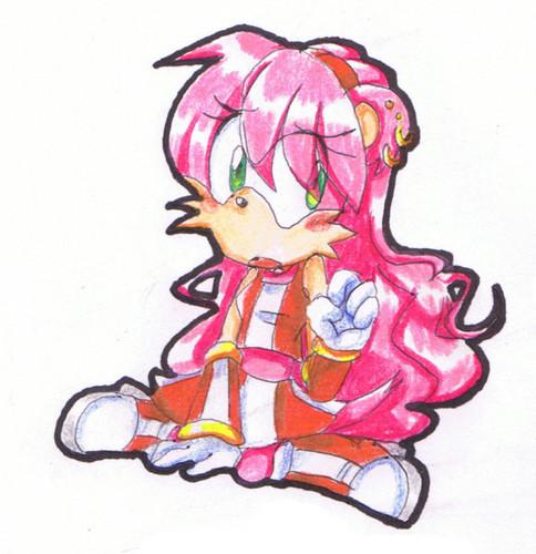 Amy themed Mina