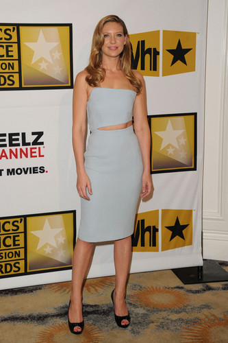 Anna Torv @ the Critics' Choice ti vi Awards 2011
