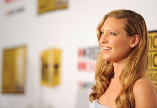 Anna Torv @ the Critics' Choice Televisyen Awards 2011