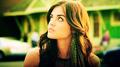 Aria Montgomery.