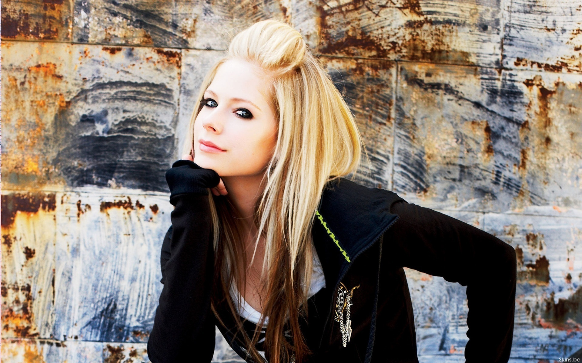 mileyrayfan images avril lavigne hd wallpaper and background photos