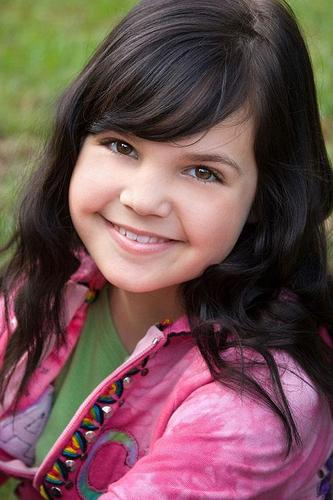 Bailee Madison wallpaper probably containing a portrait entitled Bailee Madison