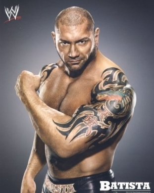 Batista 2014 Tattoos 2012 SEMA Camar...