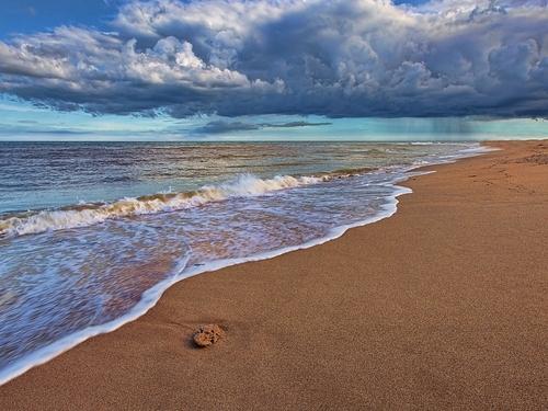 bờ biển, bãi biển