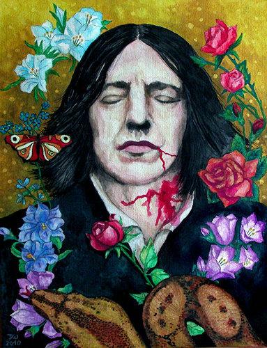 Beautiful but SAD ....RIP Snape