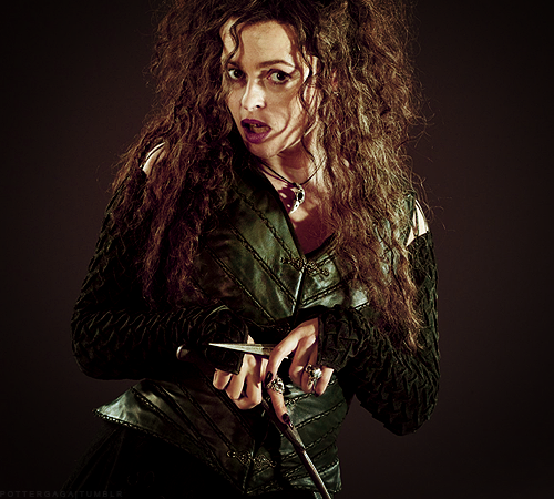 Bellatrix Lestrange fond d'écran possibly with a hip boot and a box manteau entitled Bella