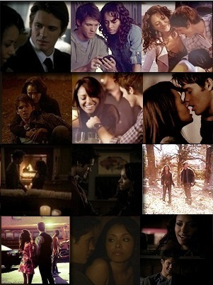 The Vampire Diaries Couples wallpaper probably with a portrait called Beremy