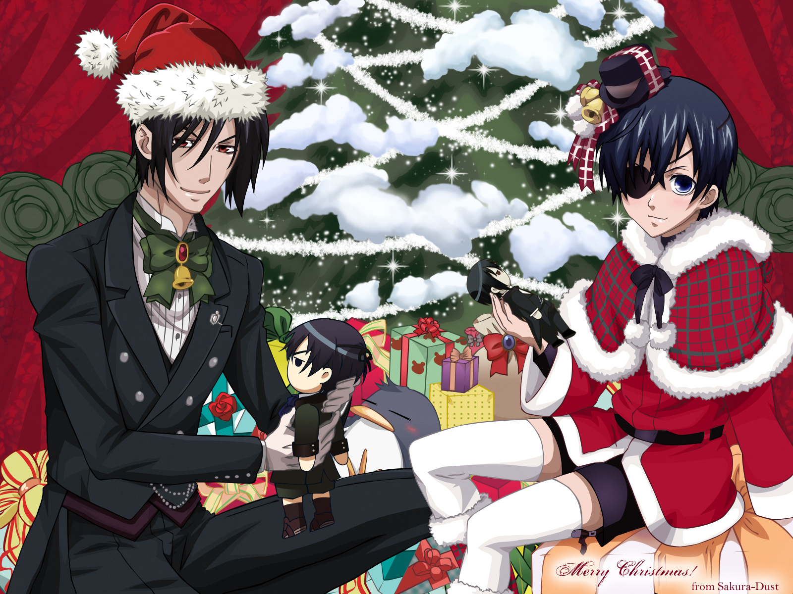Black Butler Images HD Wallpaper And Background Photos